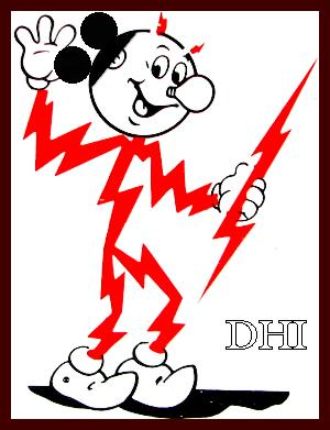 DISNEY GUEST STAR DAY With Reddy Kilowatt