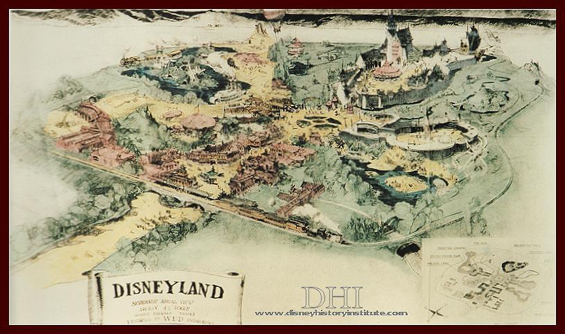 "WALT'S PEOPLE-Disneyland's ""Trail of Tears"""