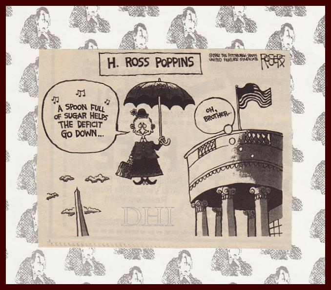 SUNDAY FUNNIES-Mary Poppins Goes To D.C.