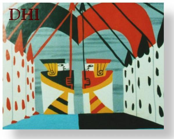 ALICE IN WONDERLAND-The Artwork of Mary Blair