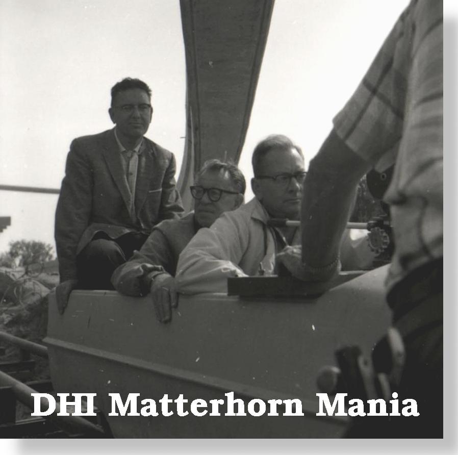 MATTERHORN MANIA–Walt's Mountain