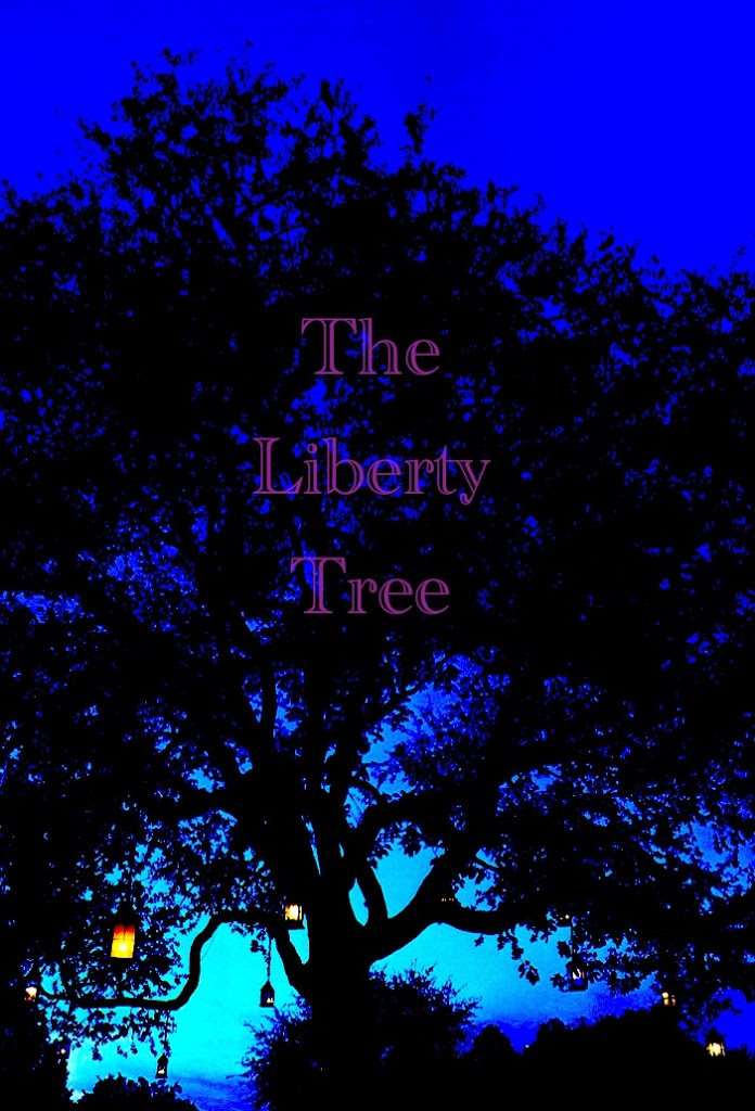 WALT DISNEY WORLD AT 40: The Liberty Tree