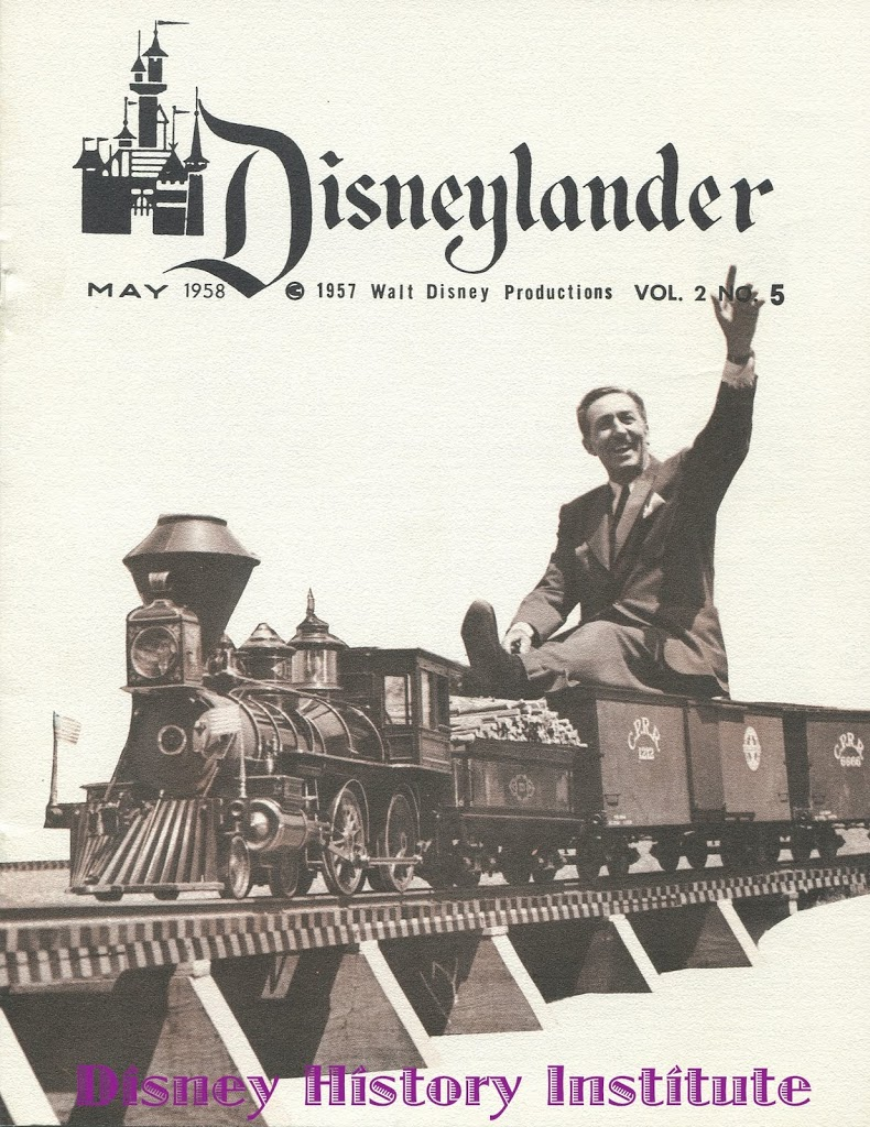 DISNEYLAND RAILROAD MONTH Is Still Alive and Well at DHI