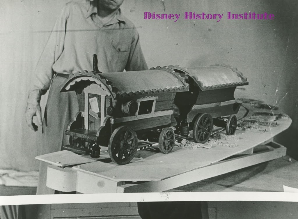 WALT DISNEY MUSEUM Storyboard Model Shop Must Read