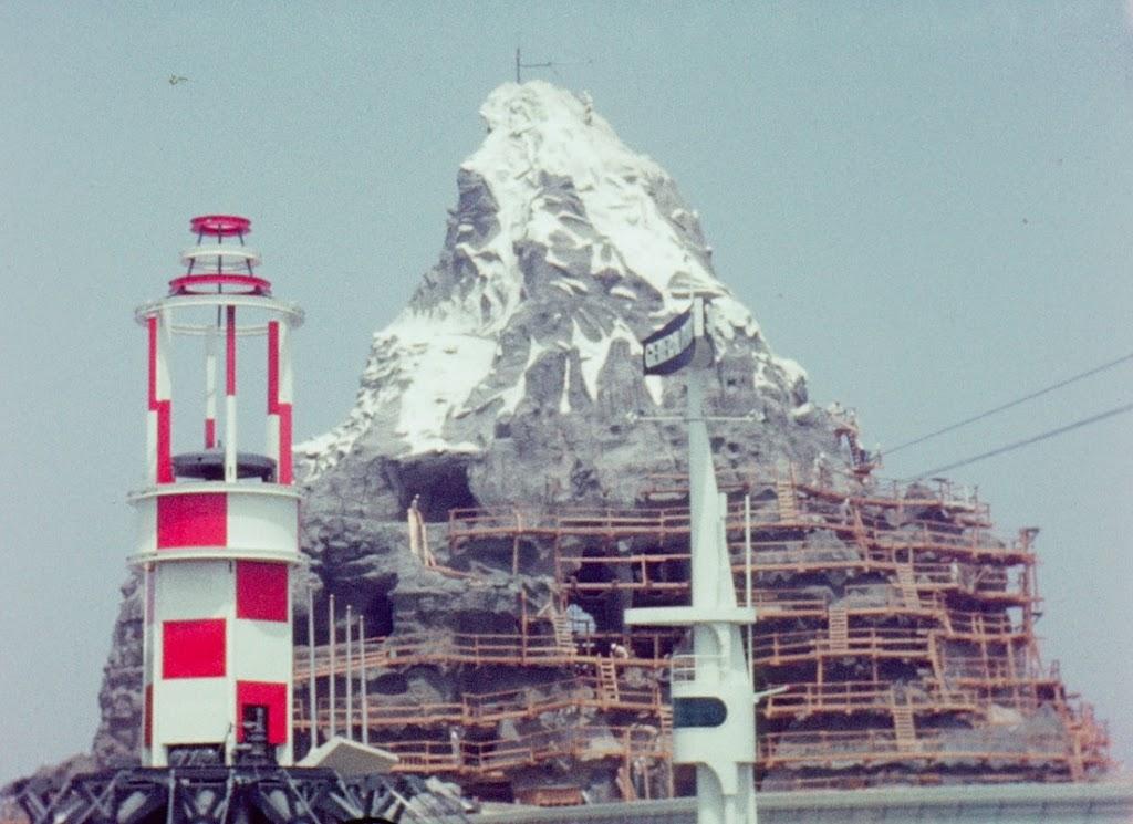 Painting the Matterhorn – 1959