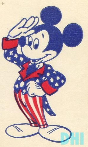 Happy 4th of July from the Disney History Institute