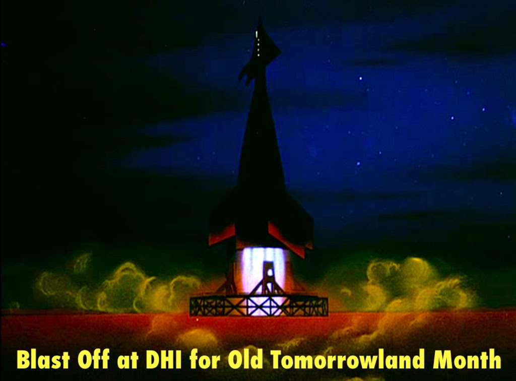 OLD TOMORROWLAND MONTH~TWA Moonliner Redux
