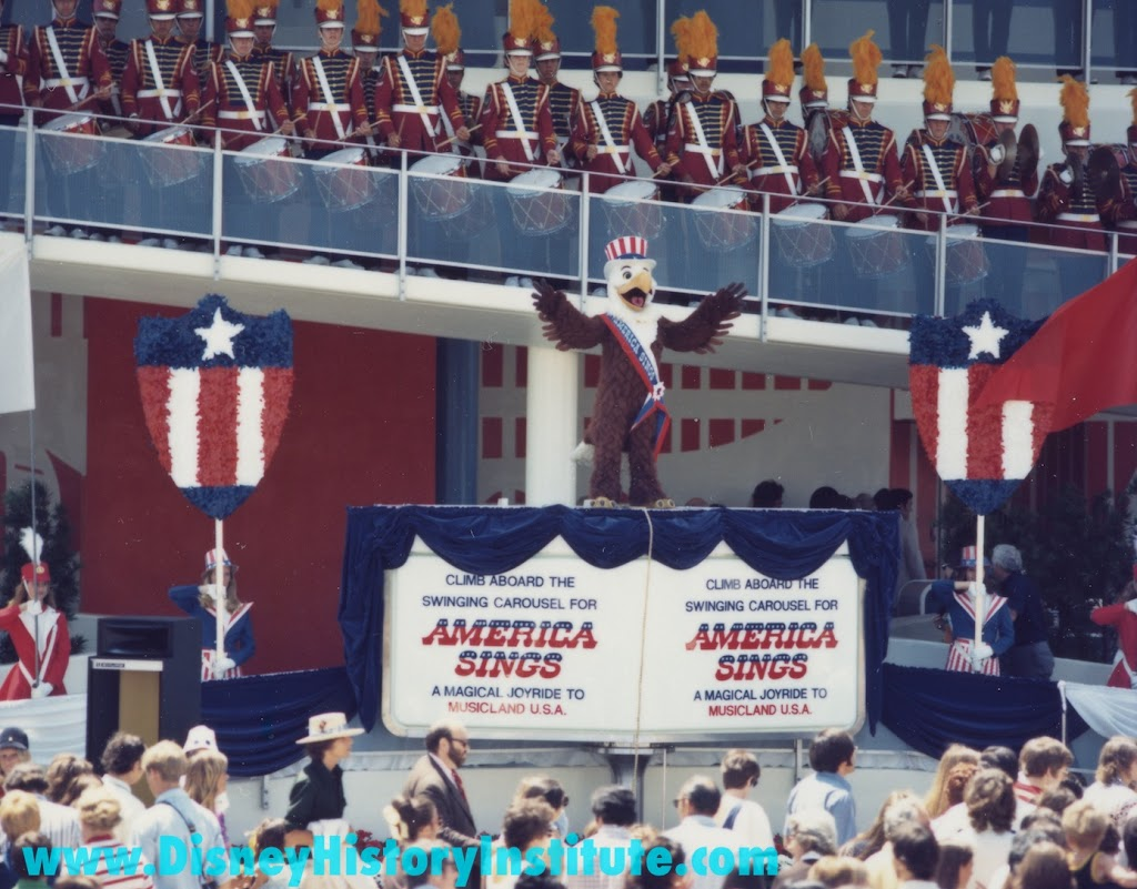 AMERICA SINGS OPENING DAY June 29, 1974