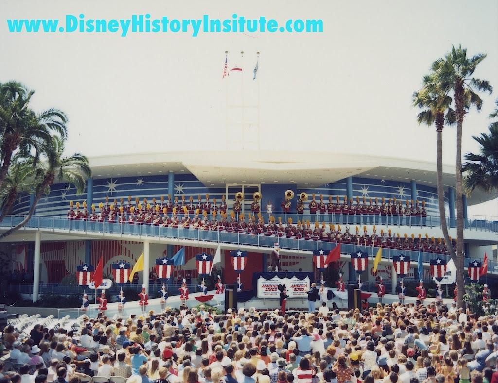 AMERICA SINGS OPENS AGAIN June 29, 1974