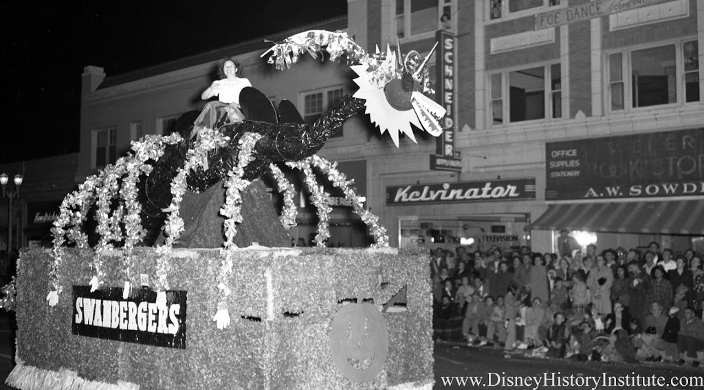 Disneyland and the 1953 Halloween Festival