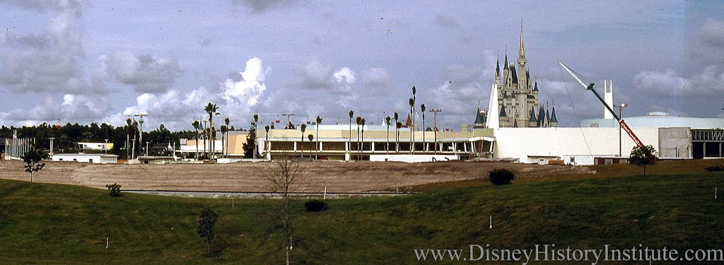 Before the Magic Opened – 1971