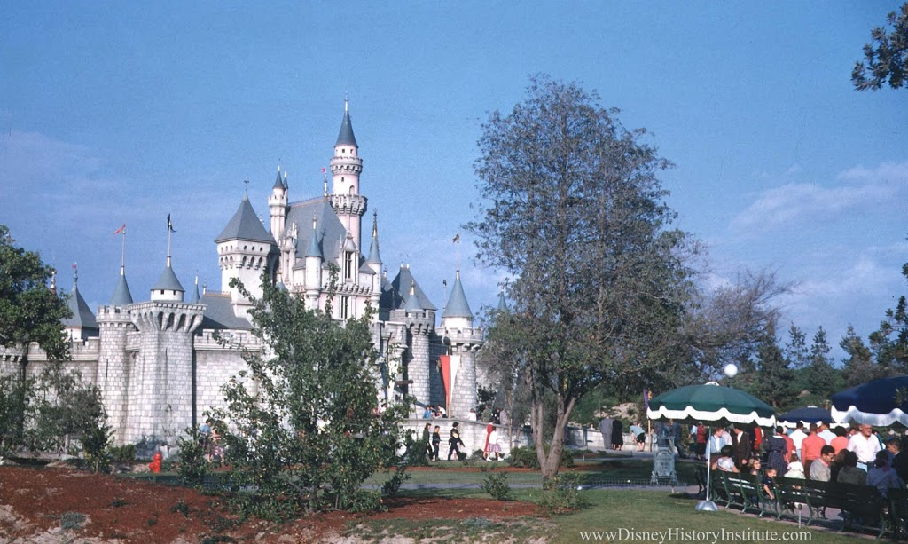 Construction Tales at Disneyland – 1955