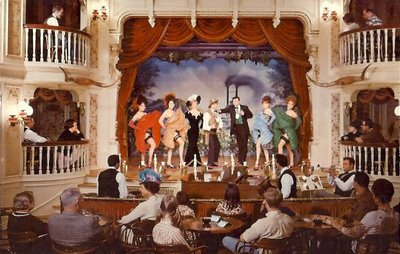 Welcome Back to the Golden Horseshoe Revue…