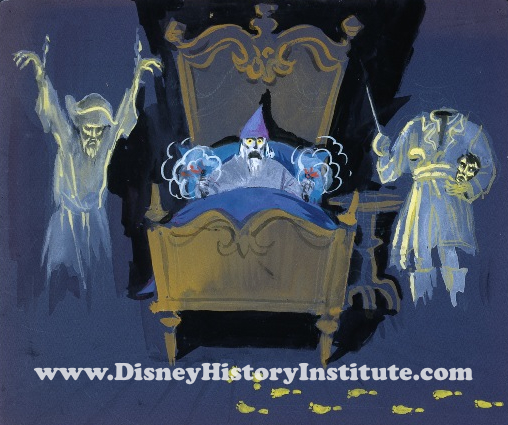 KEN ANDERSON AND THE HAUNTED MANSION