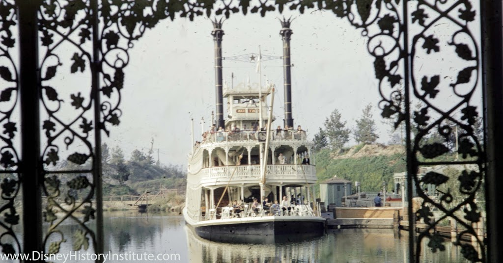 Walt Disney and Riverfront Square – Part 1