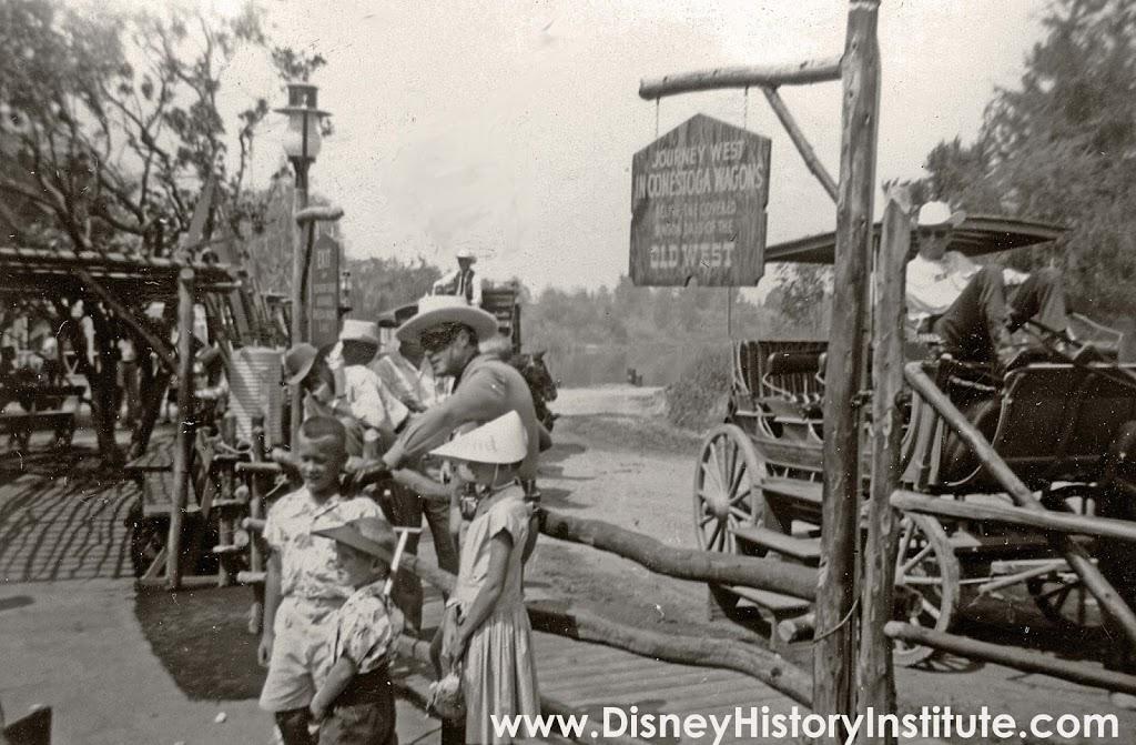 The Lone Ranger at Disneyland