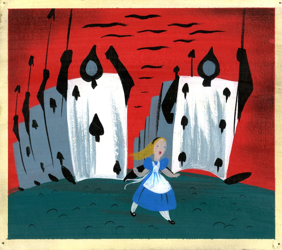 HEARTS OR TARTS~The Alice in Wonderland Story Conundrum…