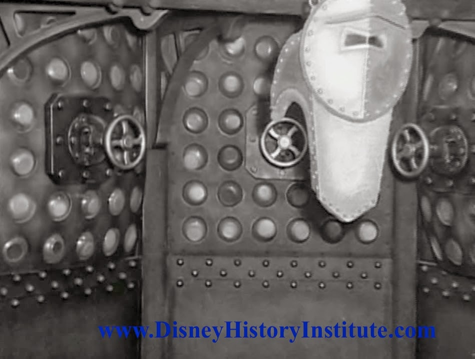 JOURNAL OF A DISNEY HISTORIAN–The Salad Bowl Edition