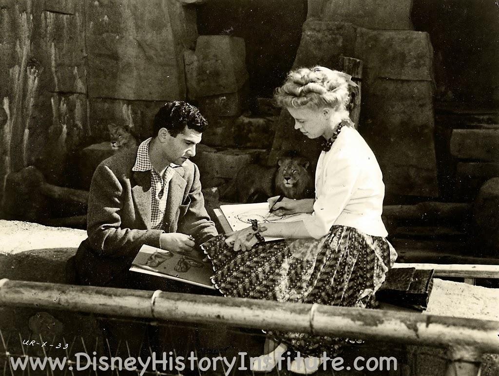 Walt Disney and the Griffith Park Zoo