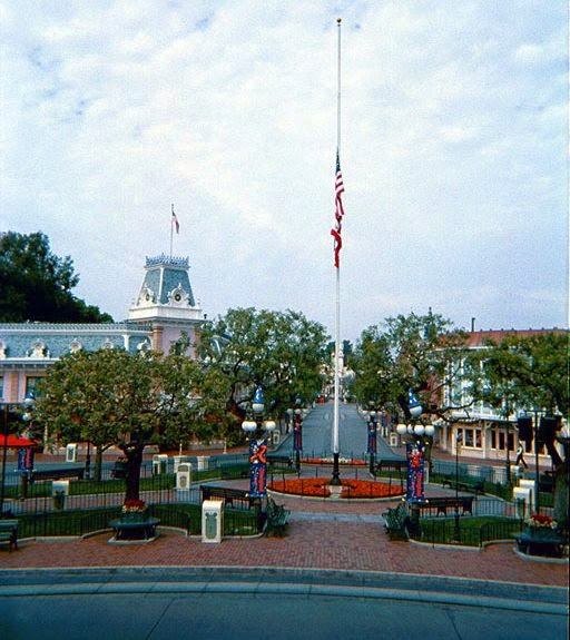 SEPTEMBER 11th: The Hope Fostered by Walt Disney's Creative Legacy