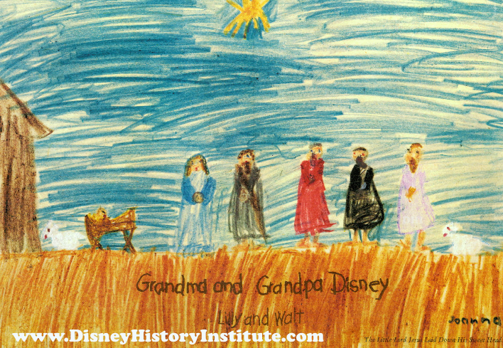 JOURNAL OF A DISNEY HISTORIAN~Walt's Birthday, Christmas & So Much More!