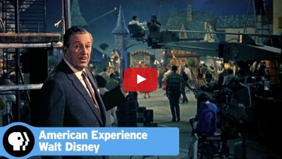 A Few Things I Noticed about American Experience: Walt Disney – Part Two
