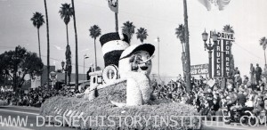 Little Toot 1948 Rose Parade