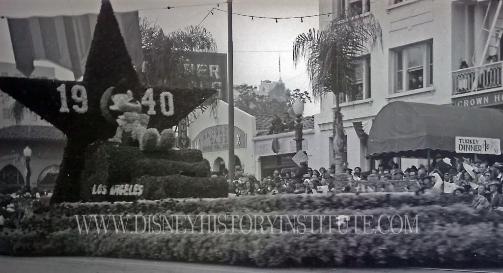 Pinocchio Rose Parade Scan 2 1940