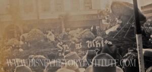 Snow White Rose Parade 1938 Jan 1