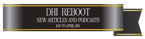 DHI Reboot Banner
