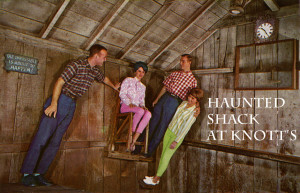 River Town DHI Knotts_Berry_Farm_Haunted_Schack