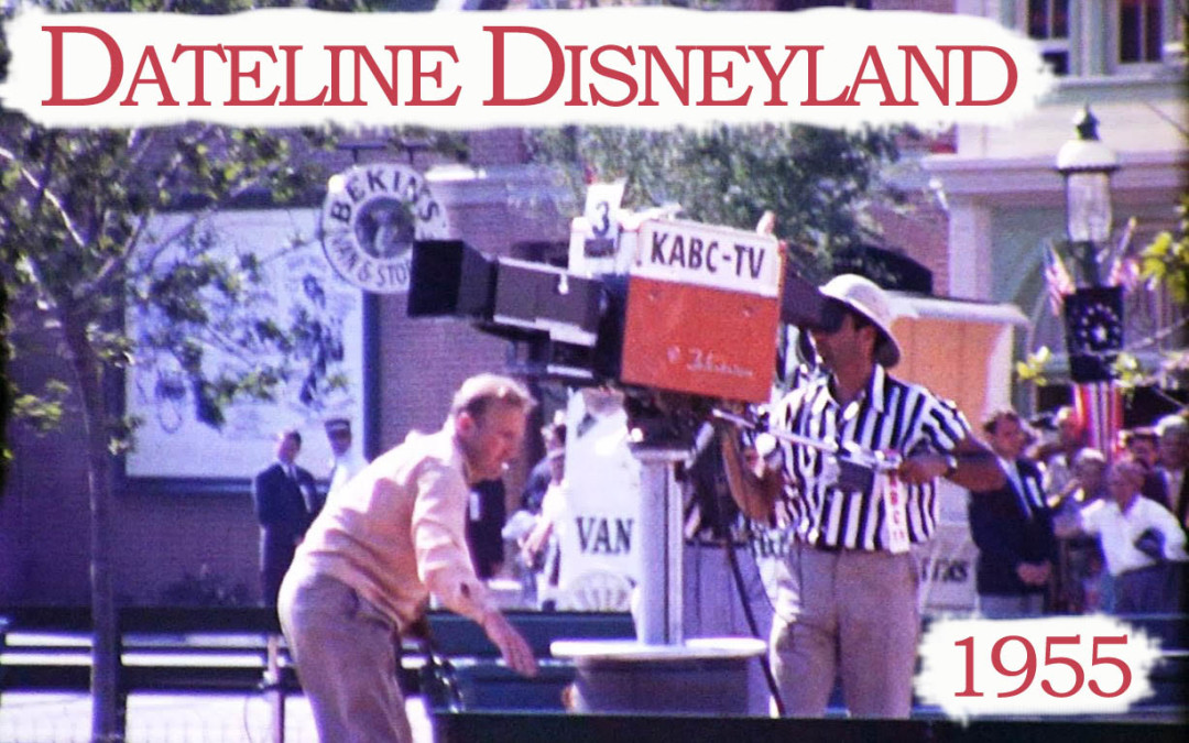 The Story of Dateline Disneyland