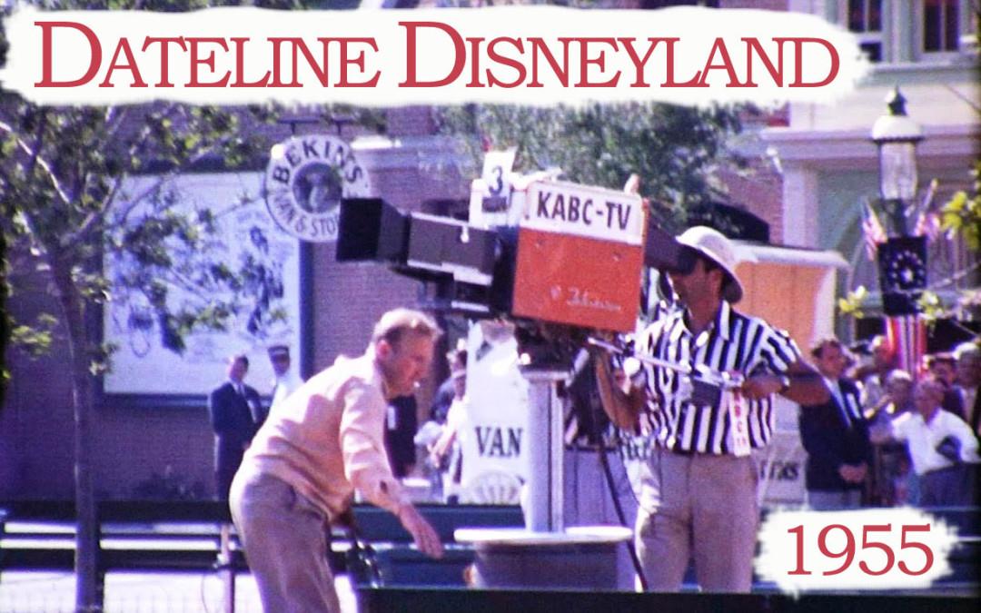 The Story of Dateline Disneyland