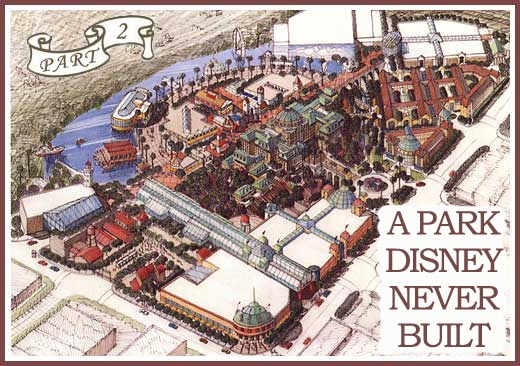 Disney-MGM Studio Backlot in Burbank – Part 2