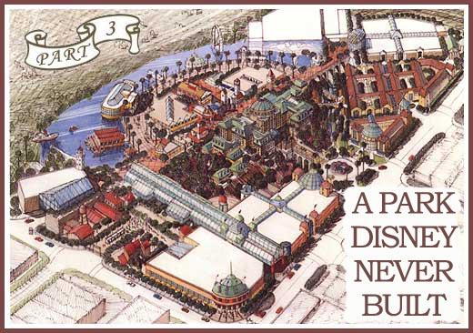 Disney-MGM Studio Backlot in Burbank – Part 3