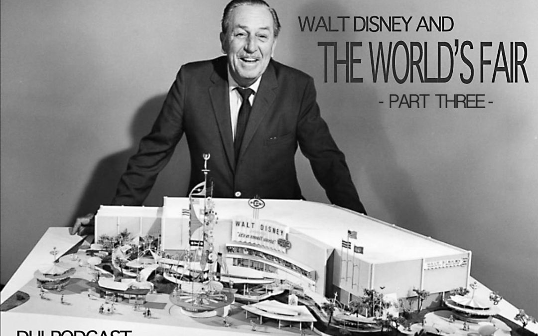 Podcast: The History of It's a Small World