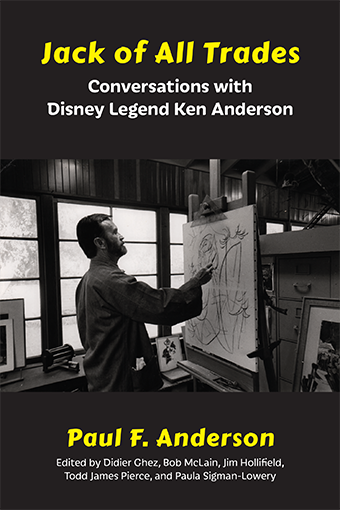 Jack of All Trades – Ken Anderson – On Sale