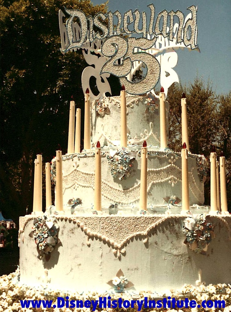 Happy True Birthday Disneylandjuly 18th Disney History Institute